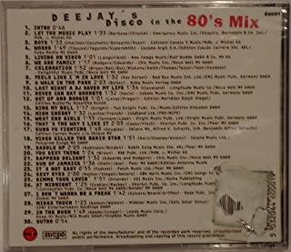 DeeJay's disco in the 80's Mix