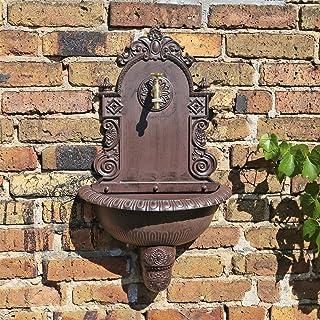 CLGarden WB1 Pared en el diseño nostálgico Jardín Fuente