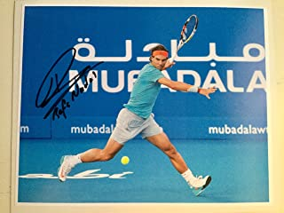 977cc1fba15 Tennis legend Rafael Nadal super rare Signed Photo with COA
