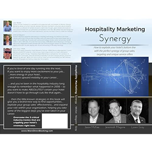 ceeba95cc0382 Hospitality Marketing Synergy  How to explode your hotel s bottom line with  the perfect synergy of