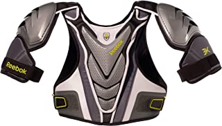 Reebok 3K Shoulder Pad (Grey/White/Lime)