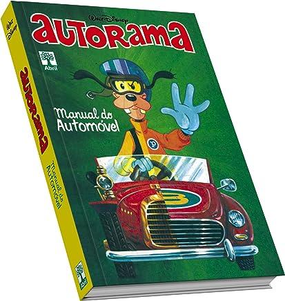 Autorama. Manual Disney do Automóvel