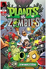 Plants vs. Zombies: Lawnmageddon #1 Kindle Edition