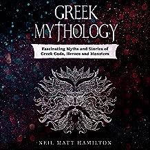 greek gods and heroes audiobook