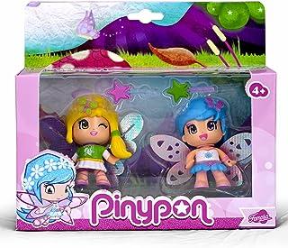 comprar comparacion Pinypon Pack de 2 figuras Hadas (Famosa 700013365)