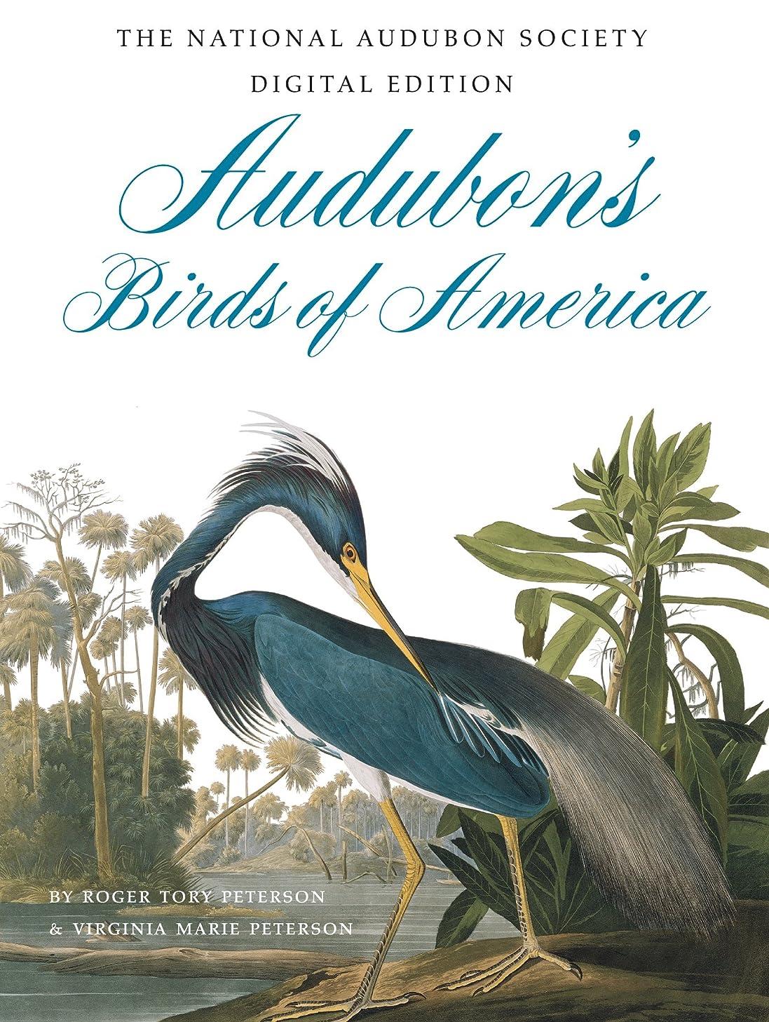 保守的入力私のAudubon's Birds of America: The Audubon Society Baby Elephant Folio (English Edition)