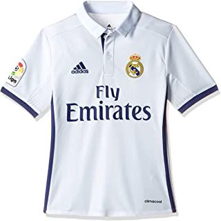 2016-2017 Real Madrid Adidas Home Shirt (Kids