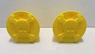 Little Tikes Replacement (2) Water Spinners Parts for Anchors Away Pirate Ship Water Table (Models 628566 & 615924)