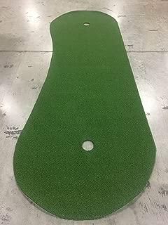 4 Feet x 15 Feet Professional Synthetic Turf Grass Nylon Practice Putting Green