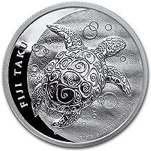 2013 Fiji 1 oz Silver $2 Taku BU 1 OZ Brilliant Uncirculated