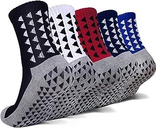 Anti Slip Non Slip,Non Skid Slipper Hospital,Sport,Athletic Socks with grips …