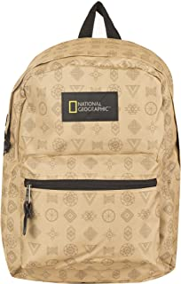 National Geographic Backpack for Men Brown,N09102.10