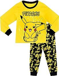 Ensemble De Pyjamas Garçon - Pikachu
