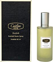 Caitlins Home Fragrance Mist Jasmine Lily Natural Air Freshener with Essential Oils