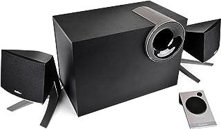 Edifier M1380 Zestaw Głośników Komputerowych, Czarny/Szary, 28 x 16.4 x 22 cm, 4 Urządzenia