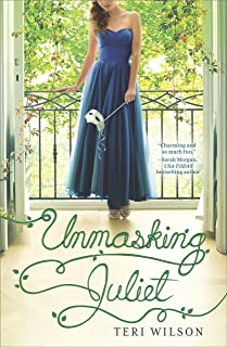 Unmasking Juliet (Hqn)
