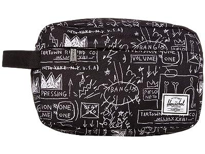Herschel Supply Co. Chapter (Basquiat Beat Bop) Toiletries Case