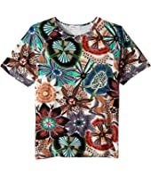 Missoni Kids - Passion Flower Printed T-Shirt (Big Kids)