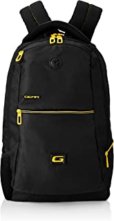 Gear 30 ltrs Black and Yellow Casual Backpack (BKP0SPAC40112)