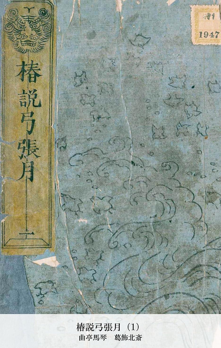 矛盾する法的苗椿説弓張月(1) (国立図書館コレクション)