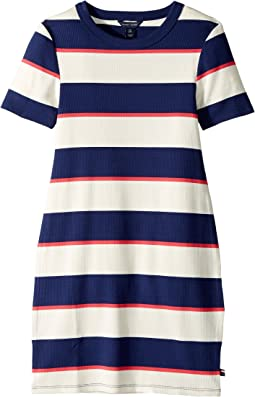 Tommy Hilfiger Kids - Rugby Rib Knit Dress (Big Kids)