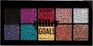 NYX Professional Makeup Glitter Goals Cream Pro Palette, 01