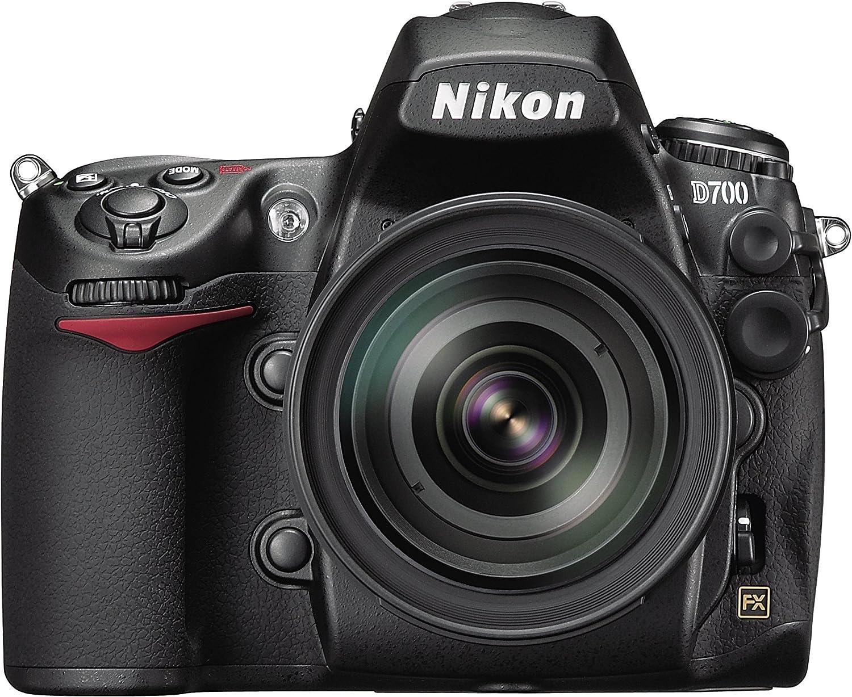 Nikon D700 Slr Digitalkamera Kit Inkl Af S 24 120 Mm Kamera