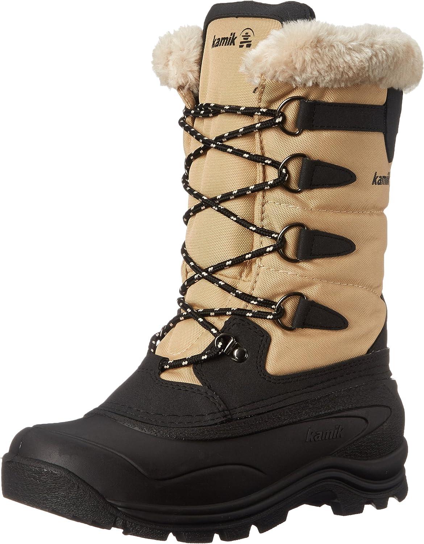 Kamik Women's Shellback Insulated Winter Boot