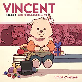 Vincent Book One: Guide to Love, Magic, and RPG