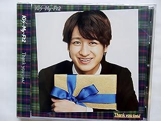 Thank youじゃん!【キスマイSHOP限定盤】〔宮田俊哉ver.〕