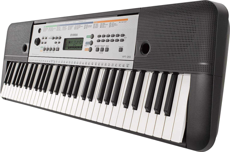 Teclado electrónico portátil Yamaha YPT-255