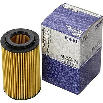 Knecht OX 416D1 Filtro Motore