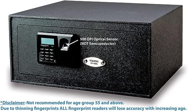 维京安全安全 VS 35BLX 生物安全指纹安全