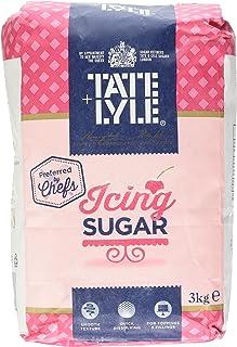 comprar comparacion Tate & Lyle Icing Sugar - 3000 gr