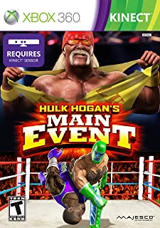 Hulk Hogan's Main Event  / Game - Xbox 360