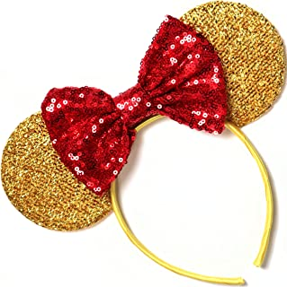 belle minnie mouse ears