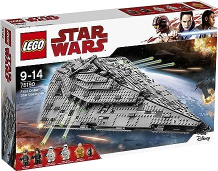 LEGO Star Wars First Order Star Destroyer 75190 Playset Toy