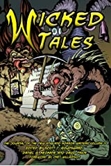 Wicked Tales: The Journal of the New England Horror Writers, Volume 3 Kindle Edition