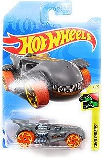 Hot Wheels 2019 Dino Riders T-Rextroyer (Tyrannosaurus Rex Car) 89/250, Gray