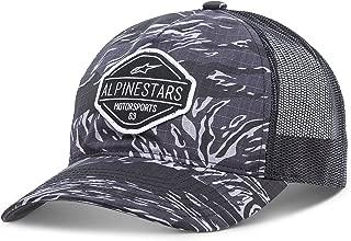 Men's Curved Bill Structured Crown Snap Back Camouflage Flexfit Hat