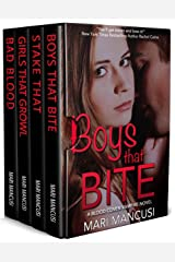 The Blood Coven Vampires Box Set: Books 1-4 Kindle Edition
