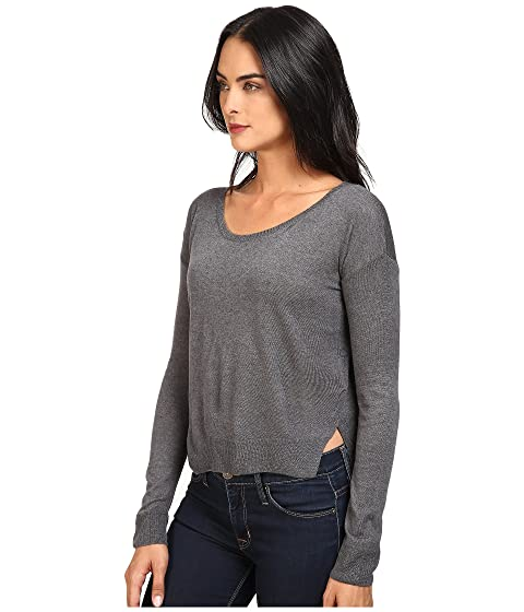 Splendid Sweater Sweater Blend Splendid Crop Cashmere Blend Crop Sweater Splendid Crop Cashmere Cashmere Aw1qSgd