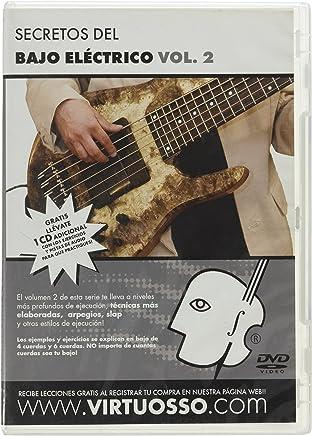 Virtuosso Electric Bass Method Vol.2 (Curso De Bajo Eléctrico Vol.2)