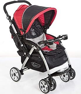 My Baby MD8002 Baby Stroller - Red
