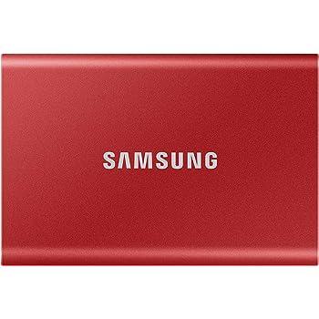 Samsung T7 Portable Ssd 500 Gb Usb 3 2 Gen 2 Computers Accessories