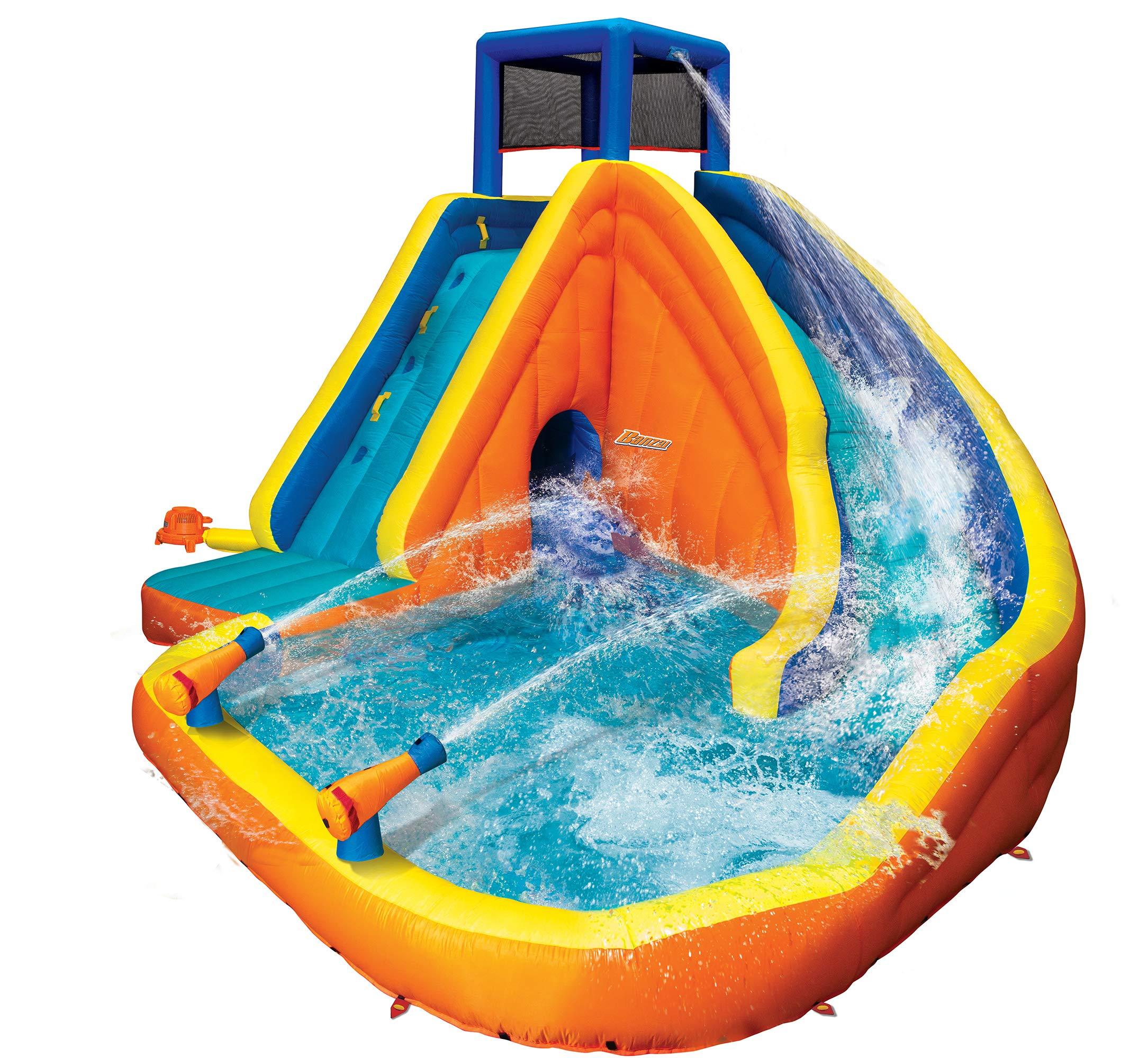 BANZAI 90494 Sidewinder Inflatable Tunnel
