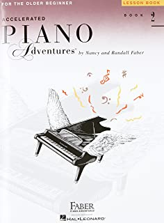 Piano Adventures for the Older Beginner Lesson Bk2: Lesson Book 2