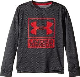 Under Armour Kids - Textured Tech Crew (Big Kids)