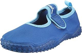 Playshoes Souliers de Sports Aquatiques avec Protection UV Classic, Chaussures pour Piscine et Plage Mixte Enfant
