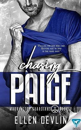Chasing Paige (Washington Guardians Hockey Book 2)